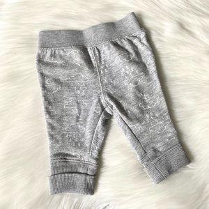 (🌷4/$20🌷) Grey baby unisex cloud jogger pants